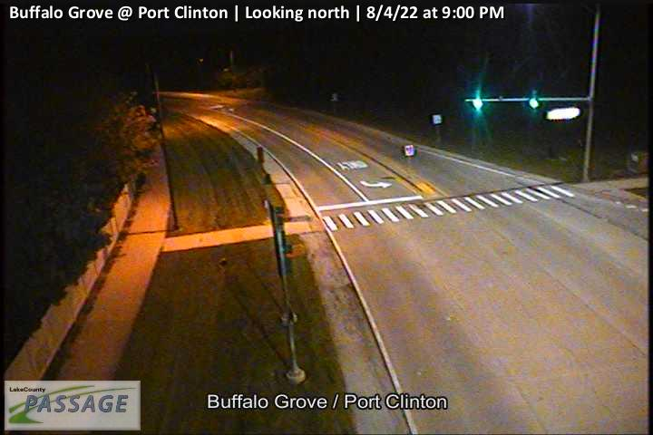 camera snapshot for Buffalo Grove at Port Clinton