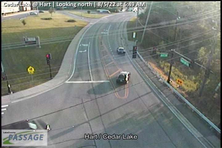 camera snapshot for Cedar Lake at Hart