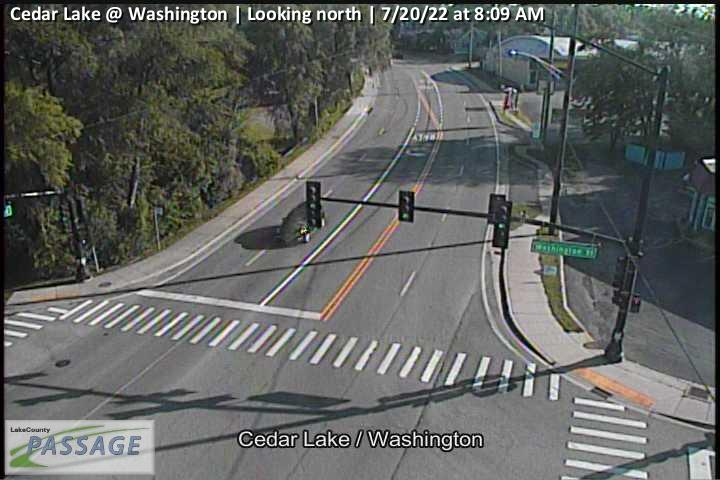 camera snapshot for Cedar Lake at Washington