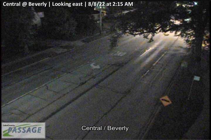 camera snapshot for Central at Beverly