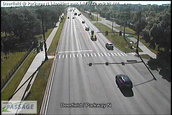 camera snapshot for Deerfield at Parkway N