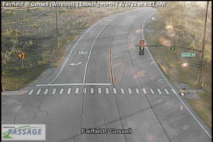 camera snapshot for Fairfield at Gossell (Wireless)