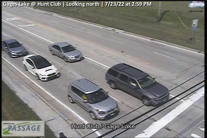 camera snapshot for Gages Lake at Hunt Club