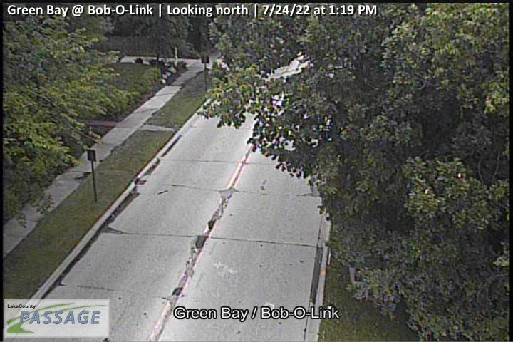 camera snapshot for Green Bay at Bob-O-Link