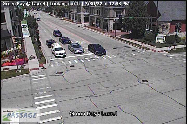 camera snapshot for Green Bay at Laurel