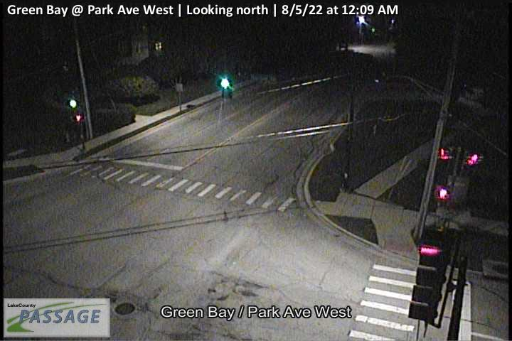 camera snapshot for Green Bay at Park Ave West