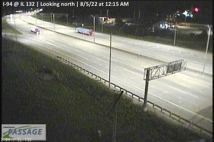 camera snapshot for I-94 at IL 132