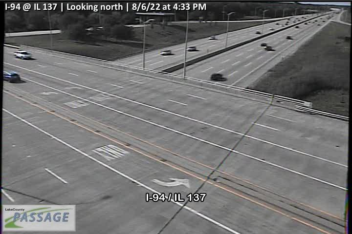 camera snapshot for I-94 at IL 137
