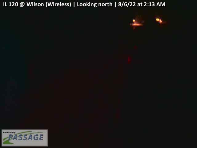 camera snapshot for IL 120 at Wilson (Wireless)