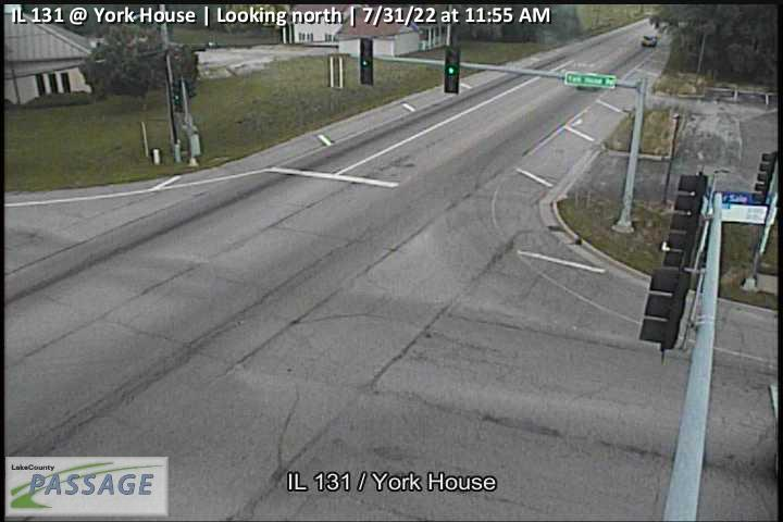 camera snapshot for IL 131 at York House