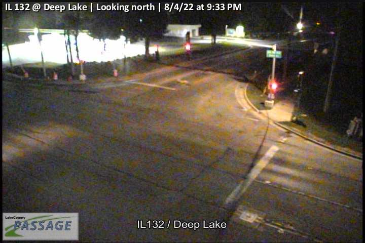 camera snapshot for IL 132 at Deep Lake