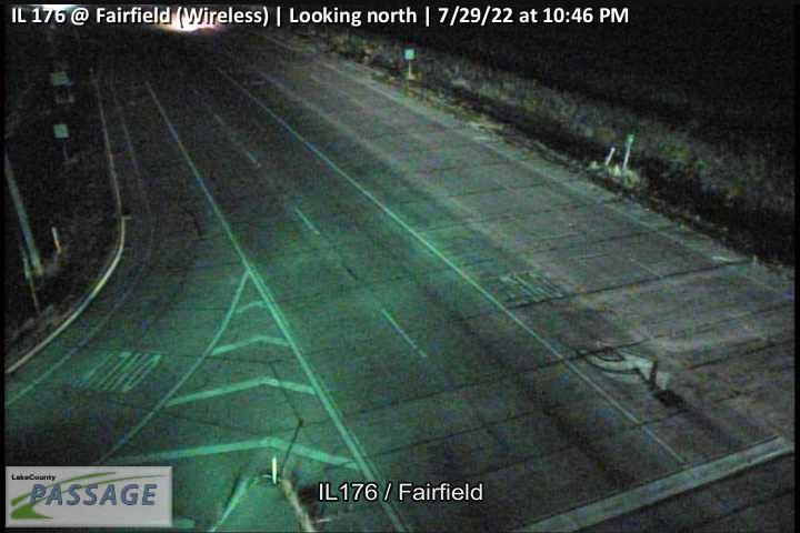 camera snapshot for IL 176 at Fairfield (Wireless)