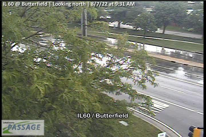 camera snapshot for IL 60 at Butterfield