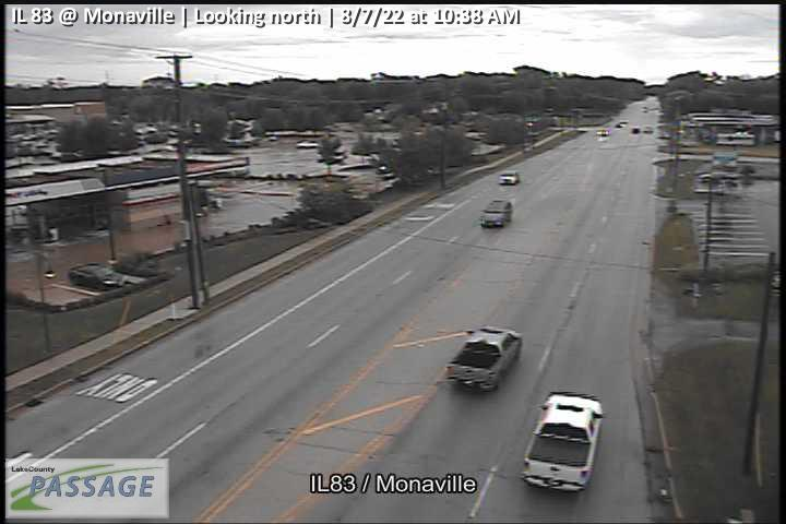camera snapshot for IL 83 at Monaville