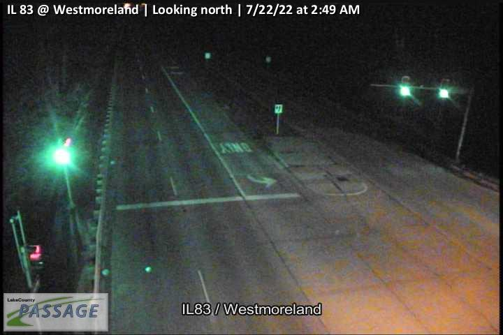 camera snapshot for IL 83 at Westmoreland