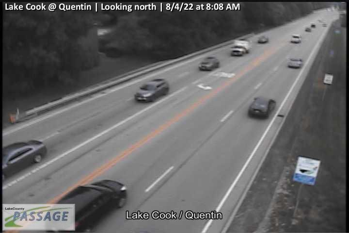 camera snapshot for Lake Cook at Quentin