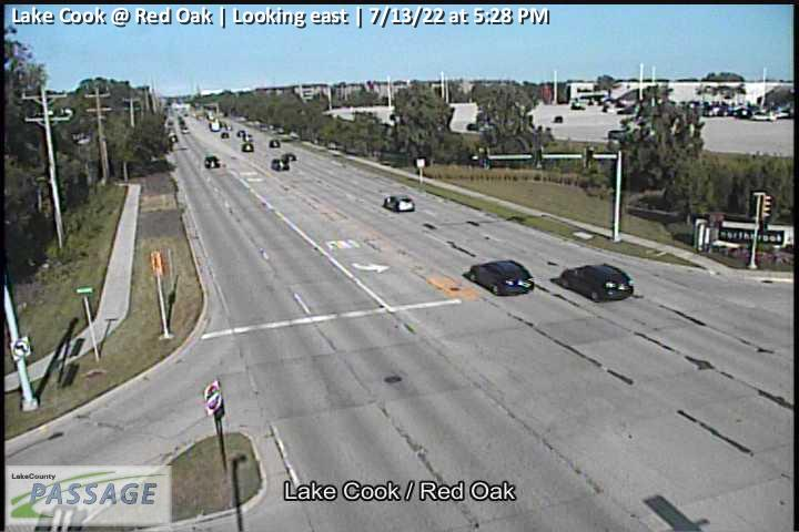 camera snapshot for Lake Cook at Red Oak