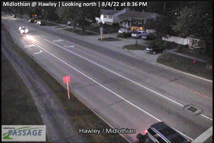camera snapshot for Midlothian at Hawley