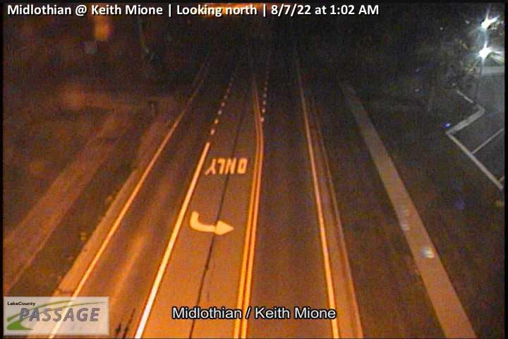 camera snapshot for Midlothian at Keith Mione