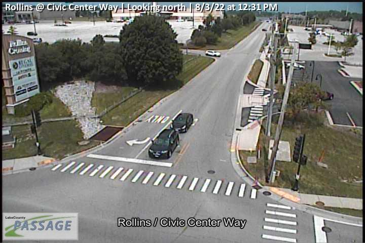 camera snapshot for Rollins at Civic Center Way