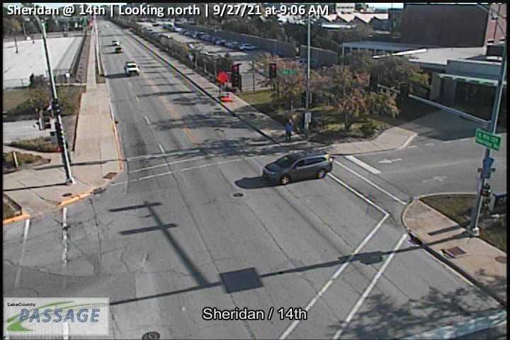 camera snapshot for Sheridan at 14th