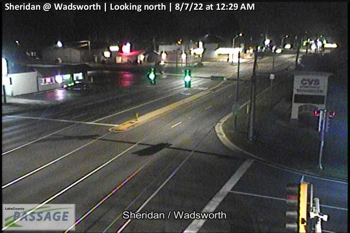 camera snapshot for Sheridan at Wadsworth