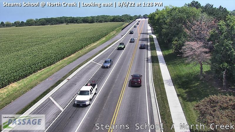 camera snapshot for Stearns School at North Creek