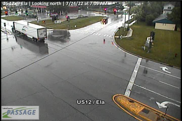 camera snapshot for US 12 at Ela