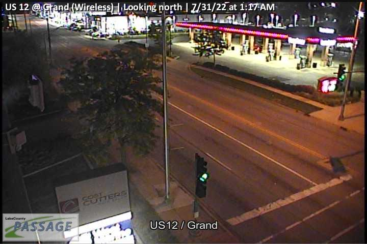 camera snapshot for US 12 at Grand (Wireless)
