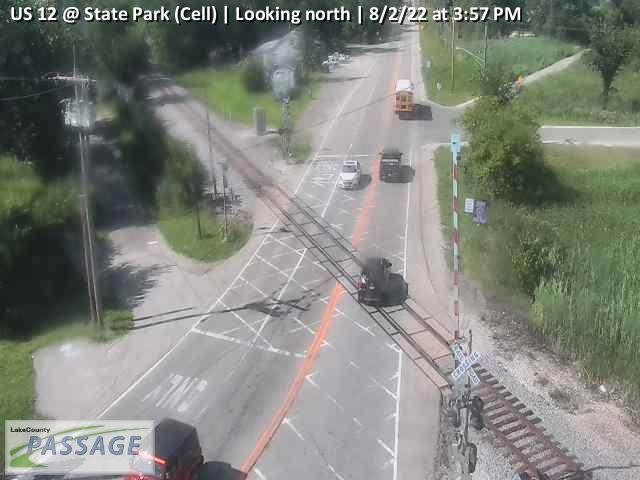 camera snapshot for US 12 at State Park (Cell)