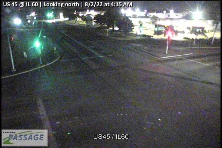 camera snapshot for US 45 at IL 60